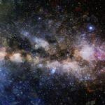 Неизвестный объект в космосе движется быстрее скорости света