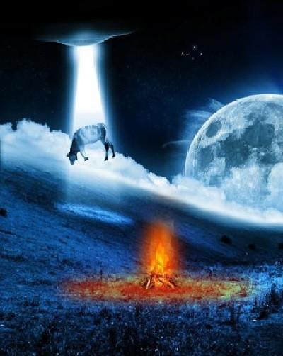 НЛО, инопланетяне существуют,