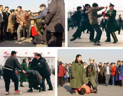 репрессии Фалуньгун,