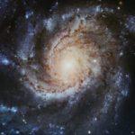 Неизвестный объект пробил огромные дыры в нашей галактике