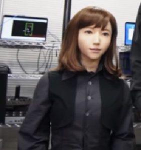 робот-диктор