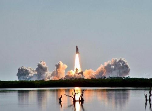 космические путешествия, старт,