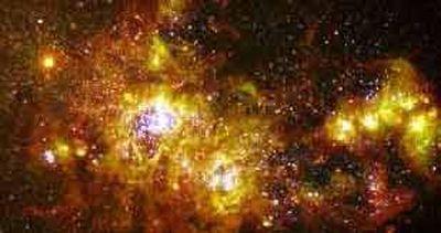 Вселенная сейчас перестраивается и обновляется
