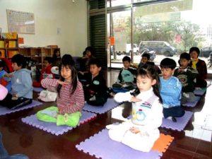 медитация, Фалуньгун, дети,