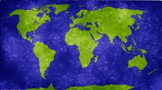 континент, Земля, планета,