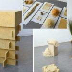Как болотный сорняк научились превращать в мебель и картон