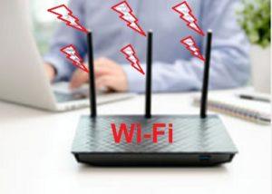 роутер, вред Wi-Fi