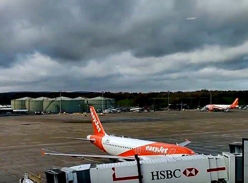 аэропорт, НЛО видео,