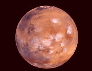 природный феномен, Марс,