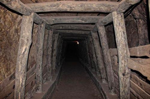 шахта, пещера,
