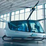 Водородный дрон без пилота может перевезти 5 человек на 600 км (видео)