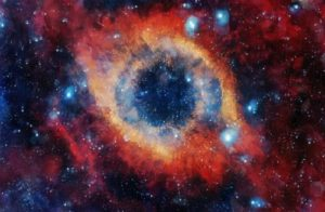 конец света, космос, чёрная дыра,