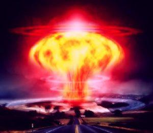 апокалипсис, катастрофа, ядерные испытания,