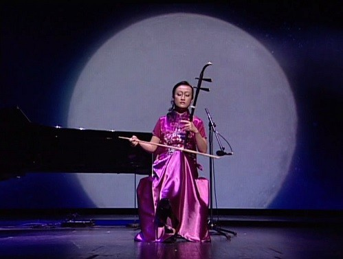 музыкальная терапия, музыка Китая, эрху,