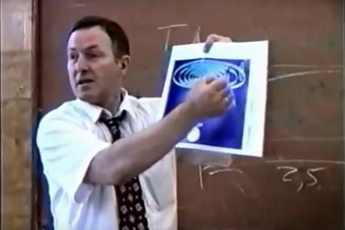 Плыкин, модель Вселенной