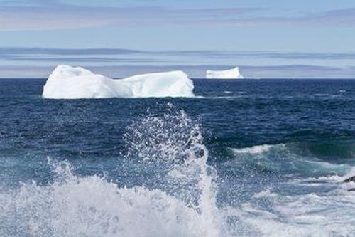 Температура на Северном полюсе устрашающе повысилась