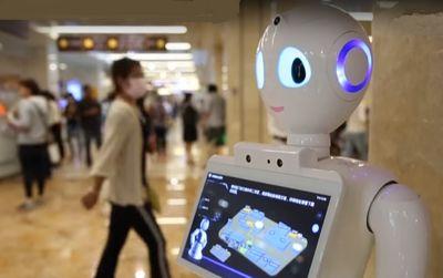 больницы с искусственным интеллектом, роботы,