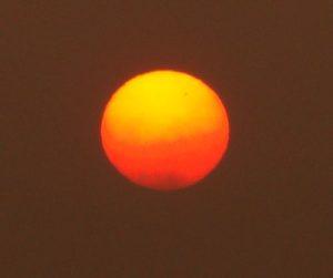 звуки Солнца, Солнце,