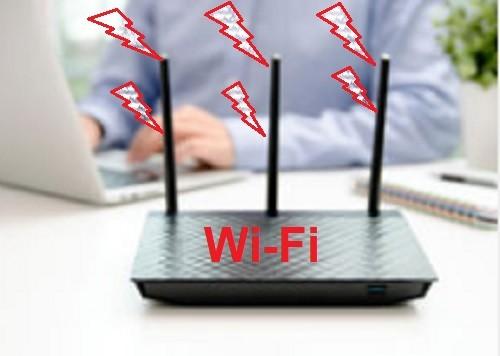 роутер, вред Wi-Fi, энергия из воздуха,