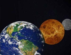 Венера, планета,
