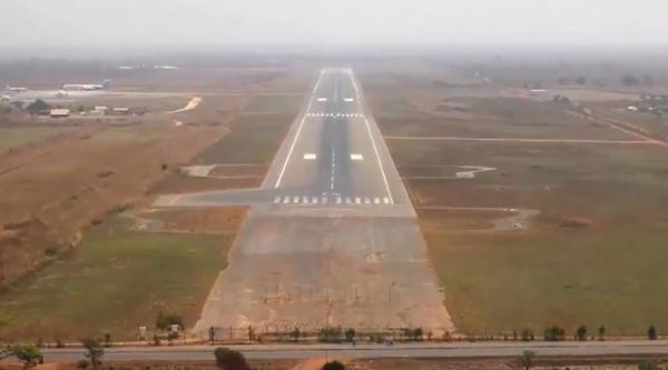 древний аэропорт, Гамбия,