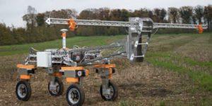 робот для сельского хозяйства, роботы,