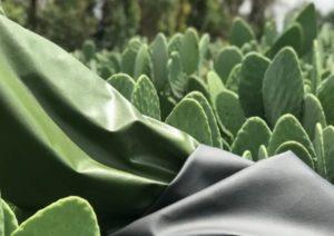 искусственная кожа, кактусы,