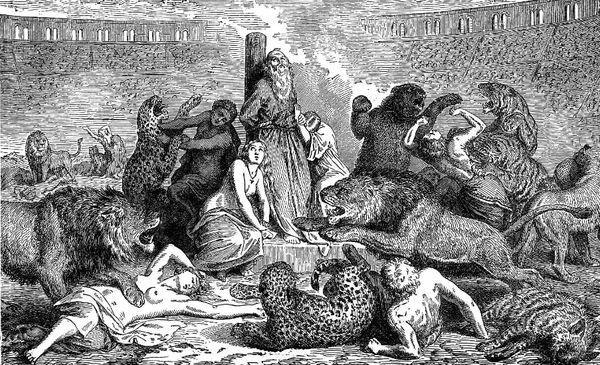 преследование, христианство,