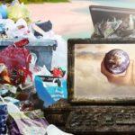 Огромные электронные отходы нашего мира в цифрах